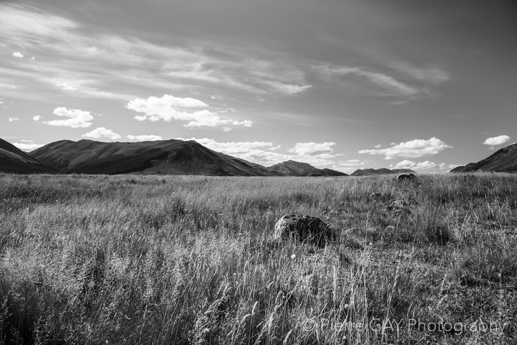 landscape from new Zealand by Pierre Gay photography on perceive.world
