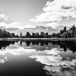 Mirror lake new zealand by Pierre Gay photography on perceive.world