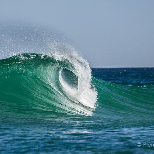 Wave Broken  head